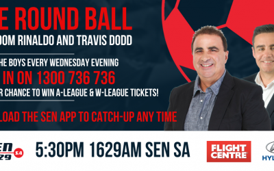 The Round Ball with Dom & Doddsy